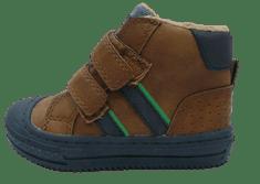 V+J chlapecká kotníčková obuv 506338/Nat