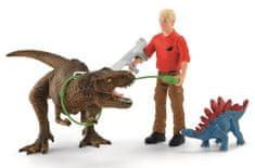 Schleich Atak Tyranozaura Rexa 41465
