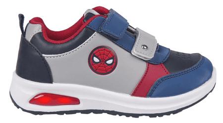 Disney gyerek sportcipő Spiderman 2300004489, 23, piros