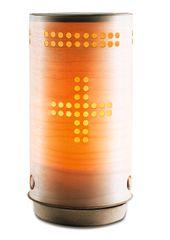 GREEN SOLUTION biorazgradljiva kompost svijeća, križ