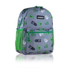 Astra Jednokomorový športový / študentský batoh MINECRAFT, 502020203