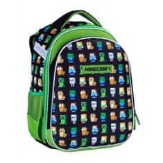 Astra Anatomická školní taška / batoh Minecraft, 31L, 502020100