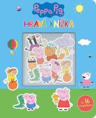 Peppa Pig - Hravá knížka