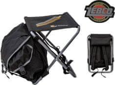 Zebco Skladacia stolička + ruksak Pro Staff BP 34x33*41cm