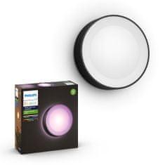 Philips HUE Daylo zunanja svetilka, LED, RGBW, 15 W, 1200 lm 2000–6500 K IP44, črna