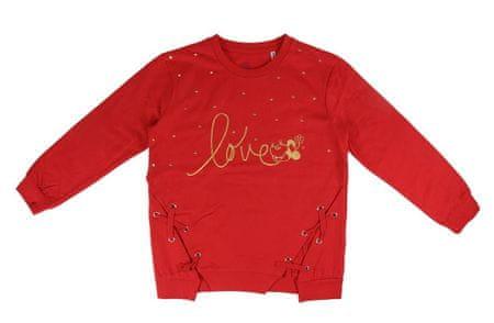 Disney lány póló Mickey Mouse, 128, piros