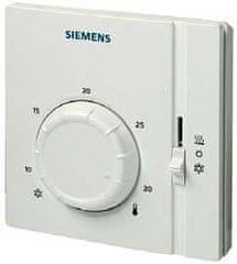 Siemens RAA41 prostorový termostat s přepínačem Vyp / Top / Chlaz