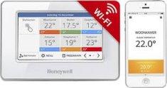 Honeywell ATP921R3052 inteligentní termostat s barevným dotykovým displejem