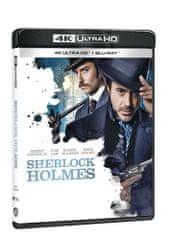 Sherlock Holmes (2 disky) - Blu-ray + 4K Ultra HD
