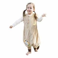 """GOLDSUN Detské pyžamo overal - """"Sova"""""""