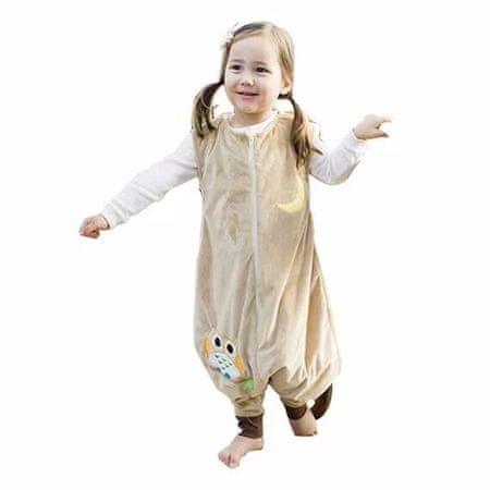 """GOLDSUN Otroški kombinezoni za pižame - """"Spi"""" - S (6 – 18 mesecev)"""