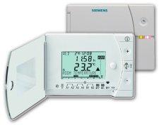 Siemens REV24RFDC/SET bezdrátový prostorový regulátor teploty