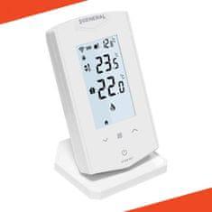 General Life HT500S WIFI termostat aplikace pro ANDROID i IOS v českém jazyce