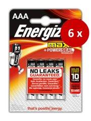 Energizer Max alkalna baterija AAA (LR03), 24 kom