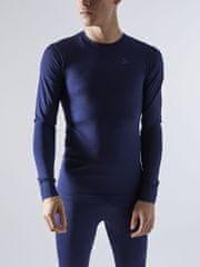 Craft Fusdeknit Comfort RN LS majica s dugim rukavima, tamno plava