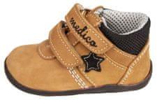 Medico detská kožená členková obuv EX5001-M149