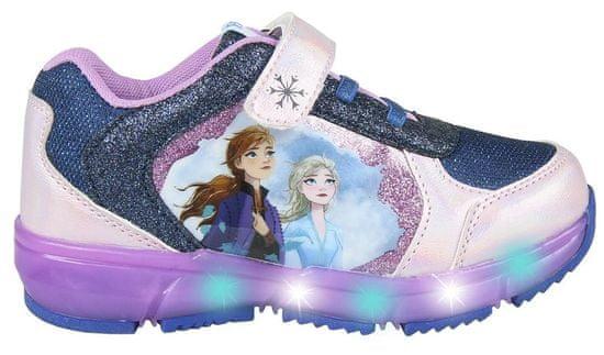 Disney dívčí tenisky Frozen 2300004624 23 fialová