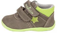 Medico detská kožená členková obuv EX5001-M150