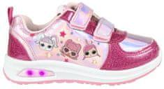 Disney dievčenské tenisky L.O.L. 2300004519