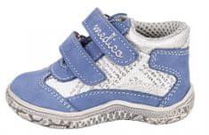 Medico detská kožená členková obuv EX4984-M118