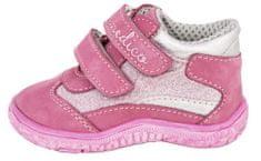 Medico dievčenská kožená členková obuv EX4984-M120
