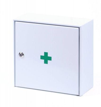 ŠTĚPAŘ Stenska omarica za prvo pomoč za 30 oseb – kovinska