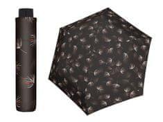 Doppler HAVANNA Desire hnědý ultralehký skládací deštník Barva: Hnědá