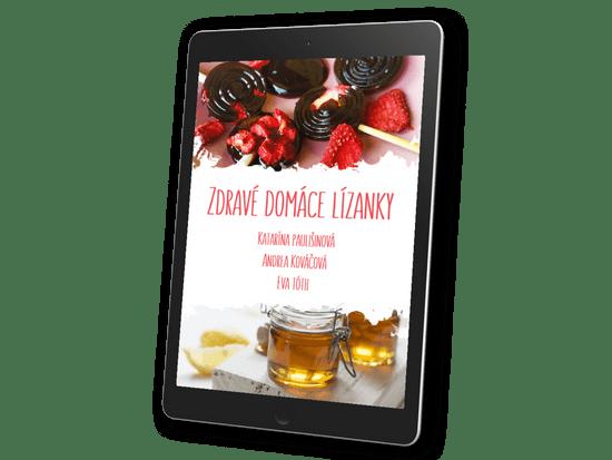 Čo Dokáže Mama E-book: Zdravé Domáce Lízanky