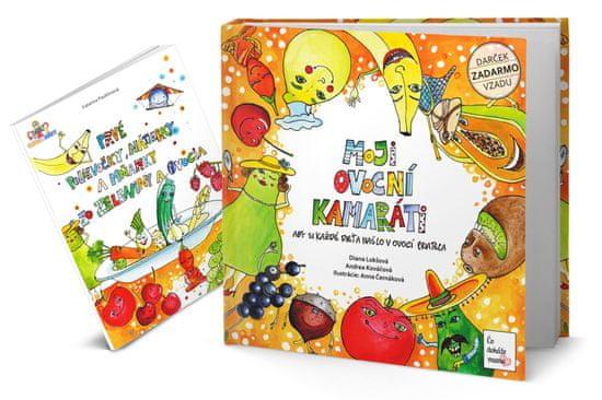 Čo Dokáže Mama Kniha: Moji ovocní kamaráti + Kuchárska e-kniha (ZADARMO)