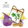 7 - Čo Dokáže Mama Sada ovocných a zeleninových kníh, maľovaniek, skladačiek a ebookov Moji Kamaráti