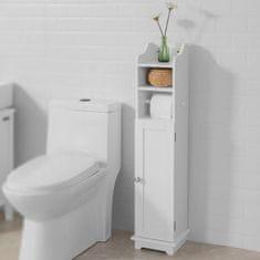 SoBuy FRG177-W držák toaletního papíru na toaletní papír