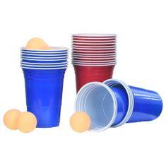 shumee műanyag sörpong-készlet 0,5 L