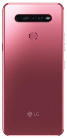 LG K51s pametni telefon, 3GB/64GB, roza (LMK510EMW)