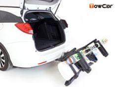 Aragon Nosič lyží TowCar Aneto - 4 páry lyží, na tažné zařízení