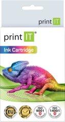 Print IT CLI-571BK XL černý pro tiskárny Canon (PI-696)