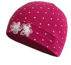Yetty dievčenská dojčenská čiapka B401