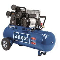 Scheppach HC 550 tc Olajkenésű kompresszor 100 l (5906136901)