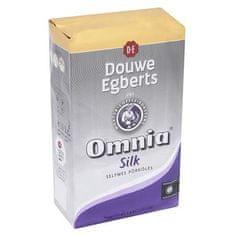 """Douwe Egberts Káva """"Omnia"""" silk, mletá, pražená, vakuově balená, 1 kg"""