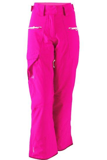 2117 BASTE - dámské ECO lyž. kalhoty - růžové - 38