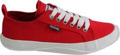 2117 MARINE - nízké tenisky Marstrand - červené - 37
