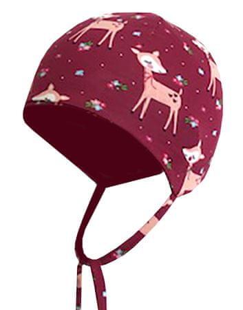 Yetty czapka dziewczęca B438 XXS, wielokolorowy