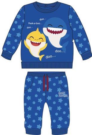 Disney dječji set Baby Shark, 86, plavi