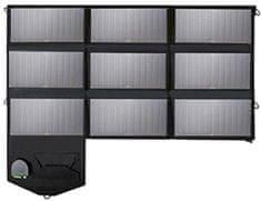 Allpowers AP-SP18V60W Solárna nabíjačka 60W čierna