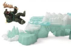 Schleich Támadás a jégvár ellen 42497