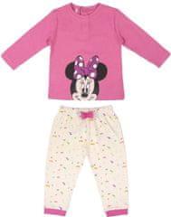 Disney dievčenské pyžamo Minnie Mouse