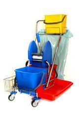 EASTMOP Úklidový vozík Clarol Plus VI