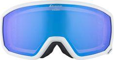 Alpina Sports skijaške naočale Scarabeo S HM, bijele A7261.8.12