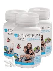 Novax Kolostrum kozí 2+1 zdarma 3x60 tobolek