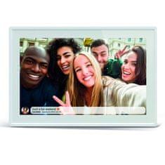 Braun DigiFrame 1018 digitalni okvir, WiFi, bijela