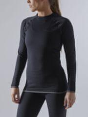 Craft ADV Warm Fuseknit Intensity ženska majica dugih rukava, crna